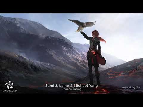 """""""Phoenix Rising"""" by Sami J. Laine & Michael Yang 