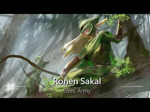 Most Epic Music: Elves Army by Ronen Sakal